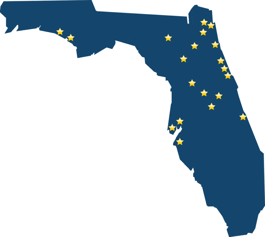 Florida Locations, All Florida Road Test